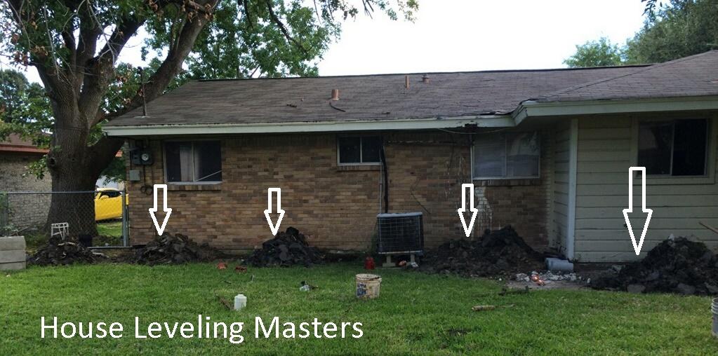 House Leveling Houston