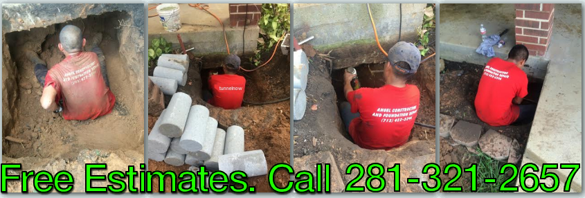 under slab tunneling foundation repair